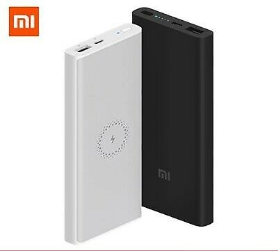 Xiaomi Power Bank Wireless Orignal 10,000mAh Portable Charger 18W Fast Charge