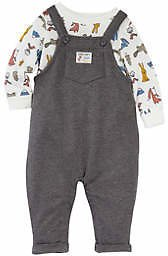 Carter's® Baby Boys Overalls Set