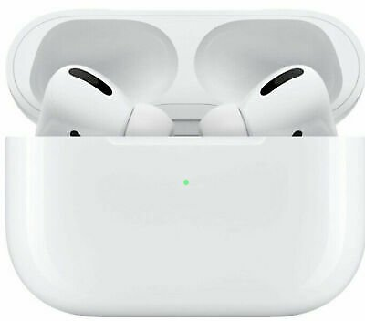 Apple AirPods Pro With Wireless Charging Case & Cable MWP22AM/A 190199246850