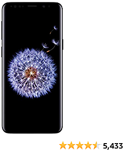 Samsung Galaxy S9, 64GB, Lilac Purple - Fully Unlocked (Renewed)