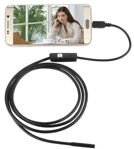 5.5mm Android Waterproof Endoscope