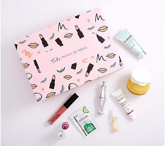 Tili X Meg O. 8-Piece Beauty Sample Box