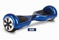Hover-1 My First Hoverboard Kids Hoverboard w/ LED Headlights, 5 MPH Max Speed, 80 Lbs Max Weight, 3 Miles Max Distance - Blue