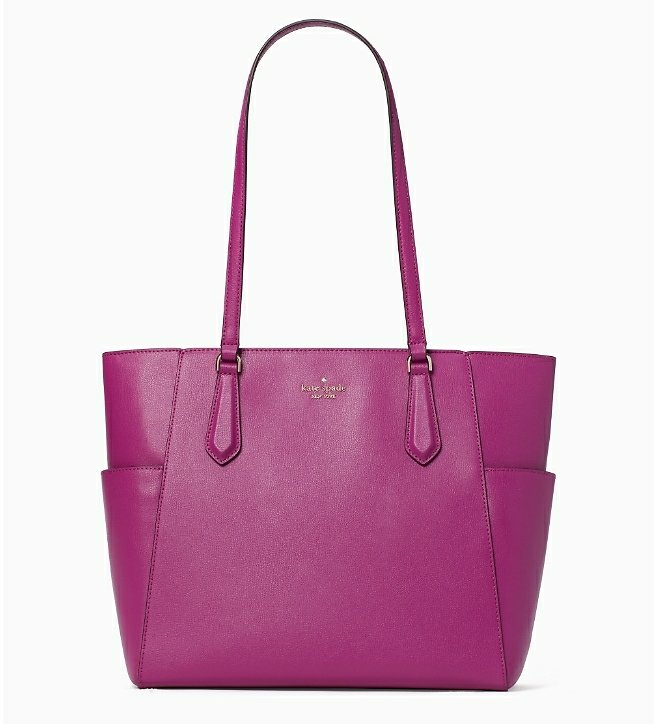 Today Only! Tippy Medium Top Zip Tote