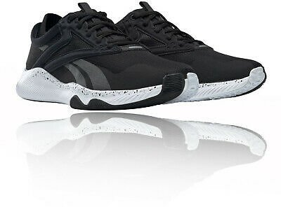 Reebok Mens HIIT Training Gym Fitness Shoes Trainers Sneakers Black Sports
