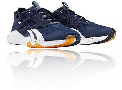 Reebok Mens HIIT Training Gym Fitness Shoes Trainers Sneakers Navy Blue Sports