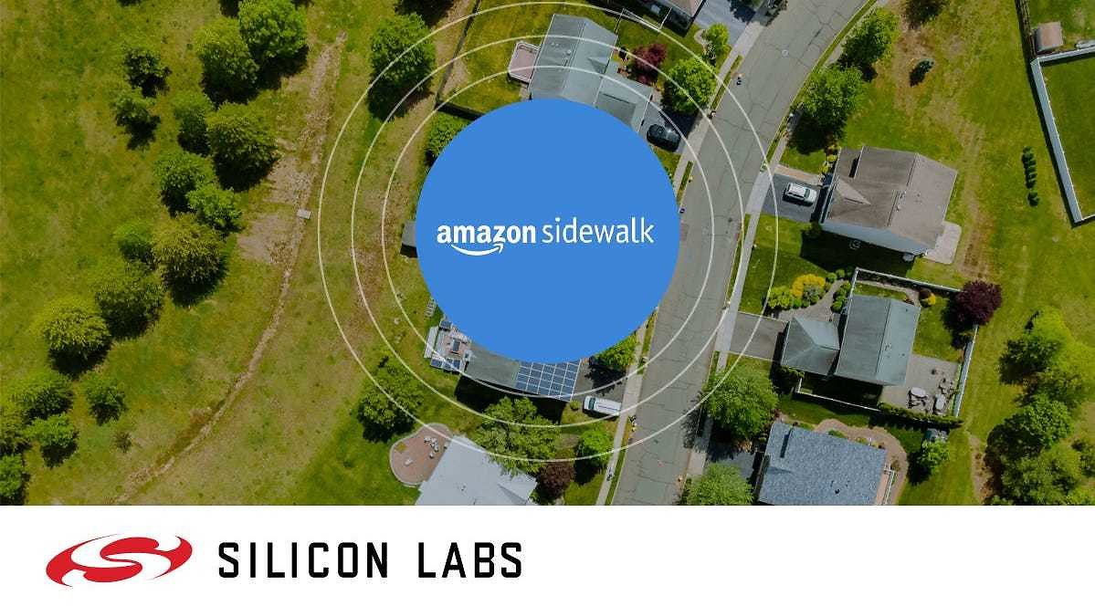 Amazon Wants Your Devices to Talk to Each Other. Should You Take a Walk On Sidewalk?