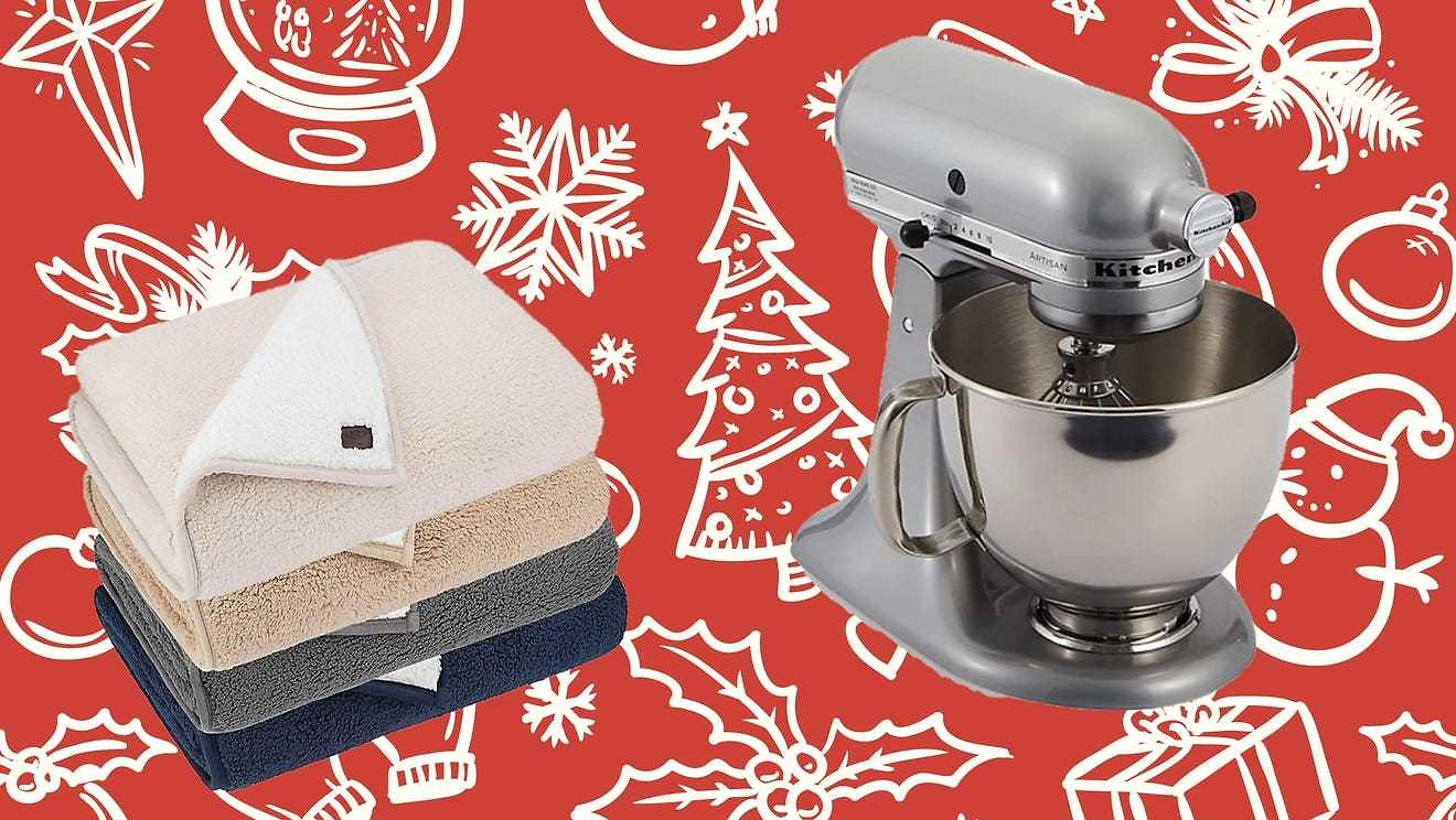 This Big Christmas Sale At Bed Bath & Beyond Is Stacked with Tons of Great Deals