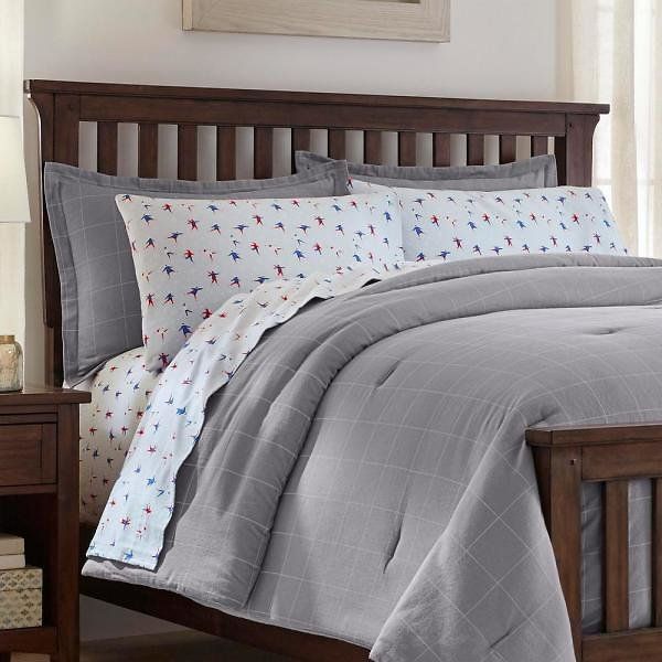 3-Piece Comforter Sets (Full/Queen)