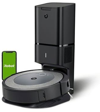 IRobot® Roomba® I3+ (3550) Wi-Fi Connected Robot Vacuum with Automatic Dirt Disposal | Bed Bath & Beyond