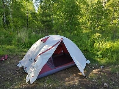 New Blackdeer 2P Backpacking Double Layer Hiking Outdoor Camping 4 Season Tent