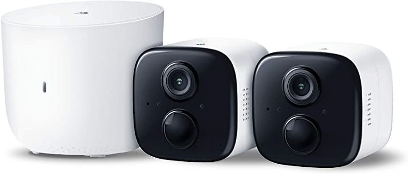Kasa Smart Spot Home Security Camera System Wireless Outdoor & Indoor Camera By TP-Link