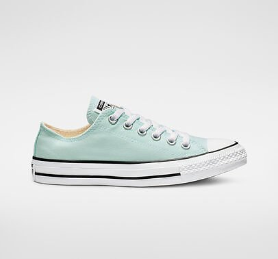 Chuck Taylor All Star Teal Tint Low Top Shoe