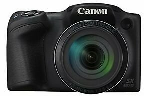 Canon Digital Camera Powershot Sx420 Is 42X Optical Zoom Pssx420Is _52732