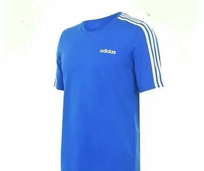 NEW ADIDAS 3-STRIPES T-SHIRT A COTTON T-SHIRT WITH ICONIC 3-STRIPES STYLE