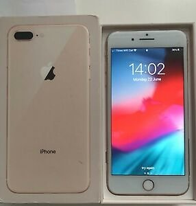 Details About Apple IPhone 8 Plus - 64GB - Factory Unlocked: Gold - Used