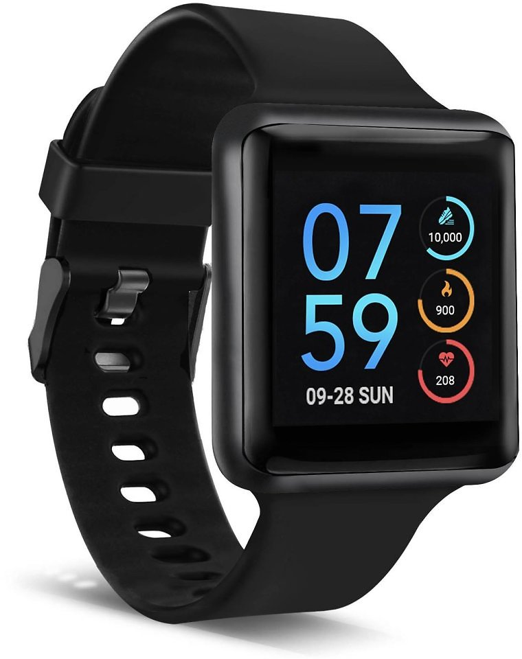 ITouch Air SE Smartwatch Fitness Tracker Heart Rate Step Counter Sleep Monitor Text Messages IP67 Water Resistant for Women and