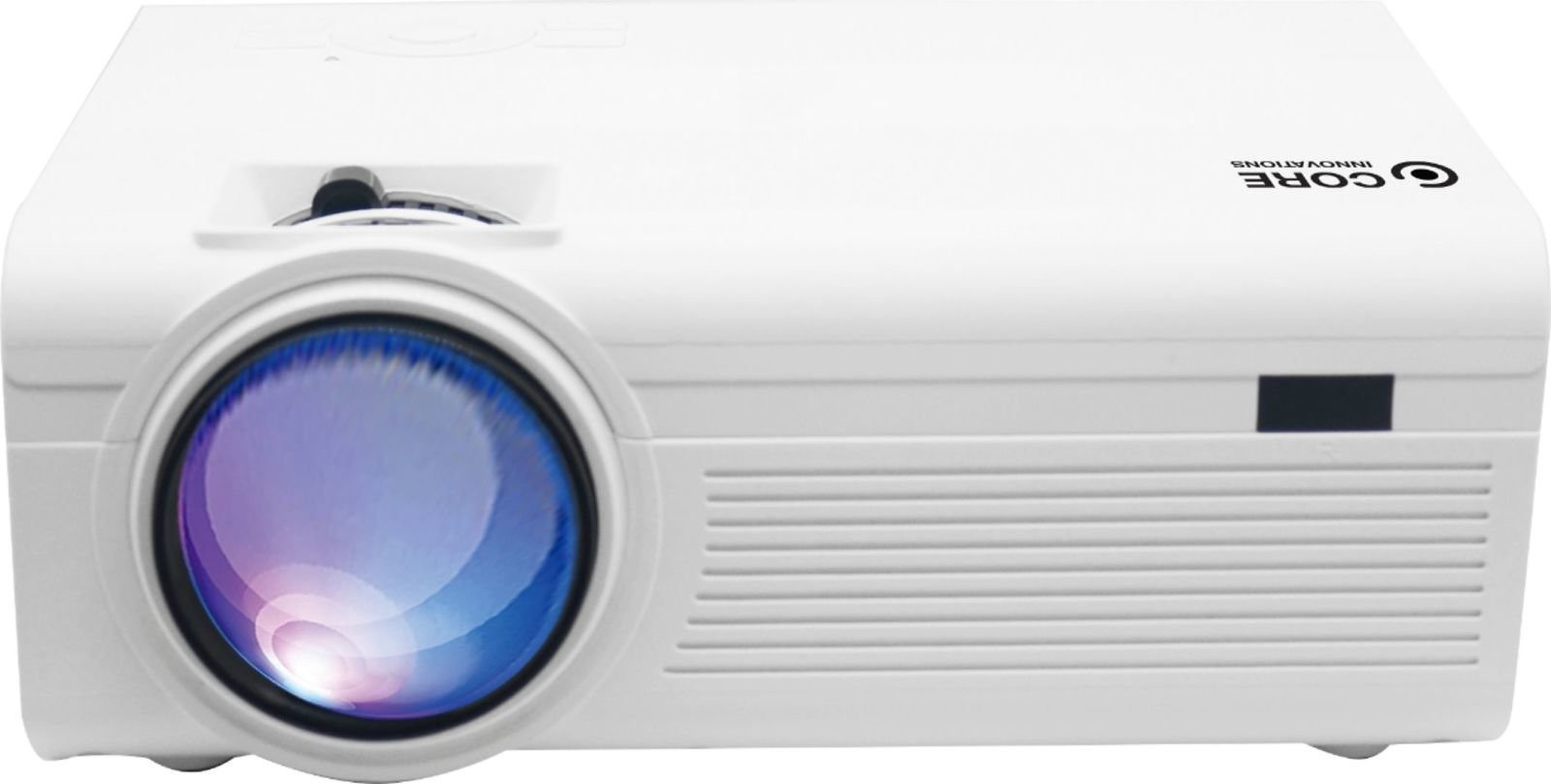 "Core Innovations 150"" LCD Home Theater Projector + F/S"