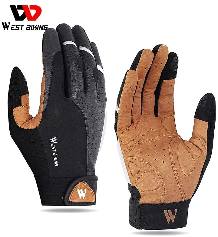 US $9.91 54% OFF|WEST BIKING Sports Cycling Gloves Touch Screen Men Women Gloves Winter Windproof MTB Bicycle Motorcycle Skiing Fitness Gloves|Cycling Gloves| - AliExpress