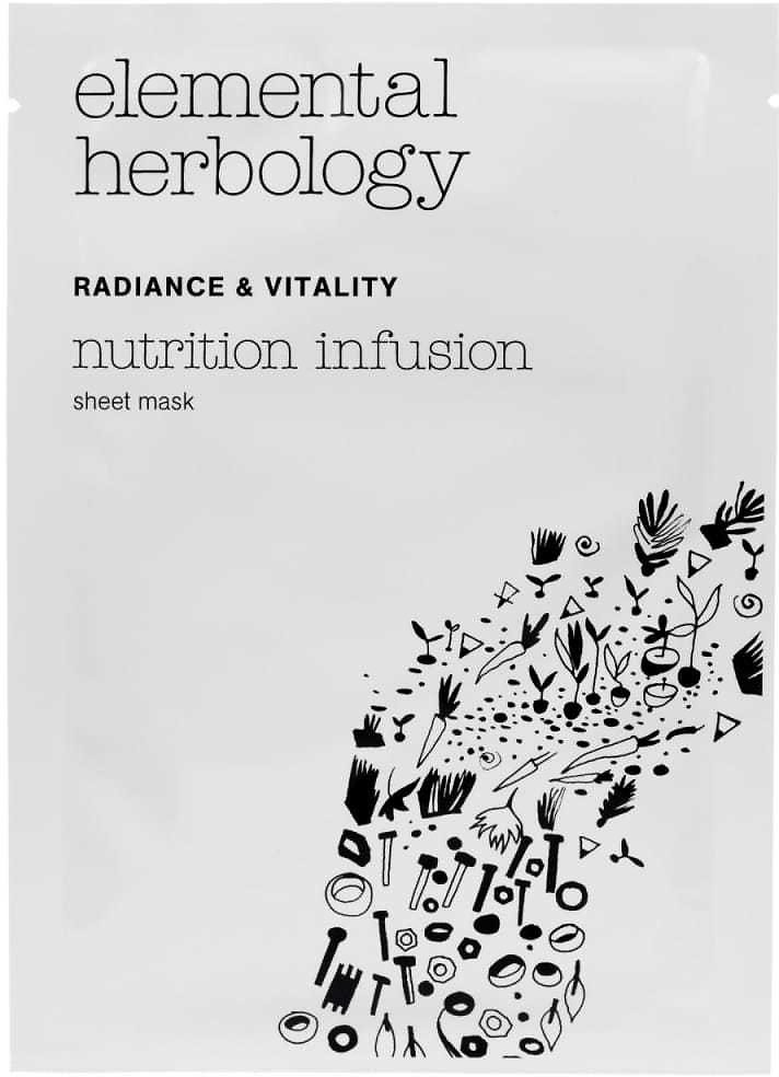 Nutrition Infusion Sheet Masks