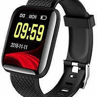 Wholesale 116 Plus Smartwatch Bracelet Fitness Heart Rate Wristband Sports Blood Pressure D13 Smart Watch From M.alibaba.com