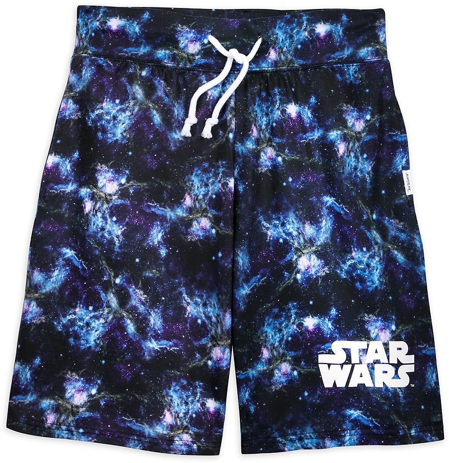 Star Wars Galaxy Shorts for Adults By Our Universe | ShopDisney