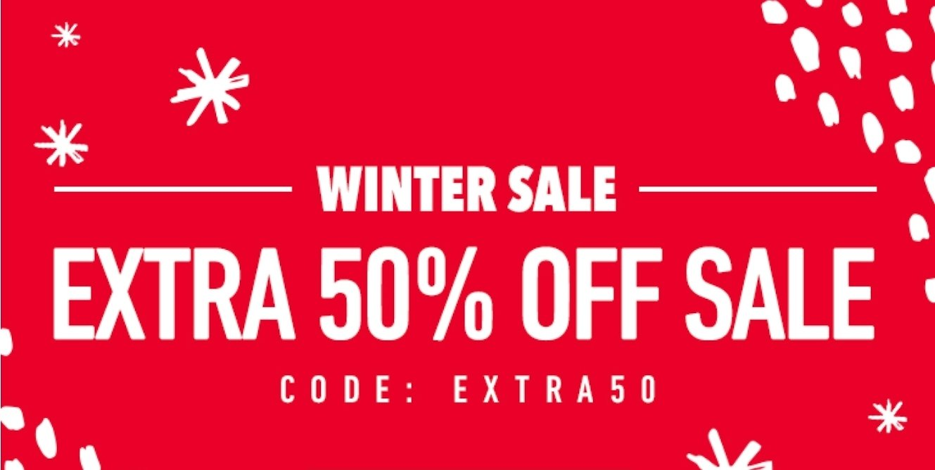 Extra 50% Off Winter Sale - Forever 21