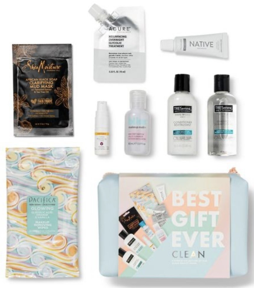 Target Best of Box - Clean Beauty Edition