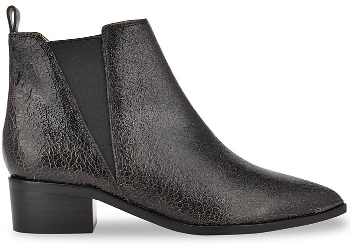 Marc Fisher LTD Yale Leather Chelsea Boots On SALE | Saks OFF 5TH