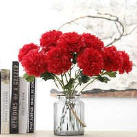 Wholesale Shininglife Brand Artificial Home Decoration Peony Artificial Flowers Wedding From M.alibaba.com
