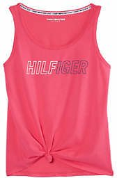 Tommy Hilfiger Sport Tank with Side Knot