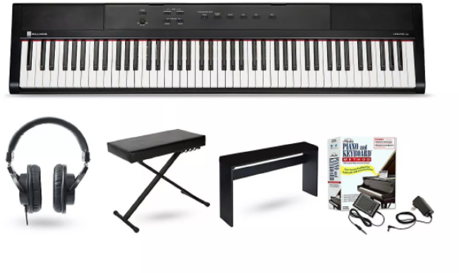 Williams Legato III Keyboard Package Home Package