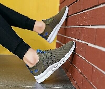 Men's Casual Running Shoes Sneakers Walking Athletic Sports Jogging Tennis Gym