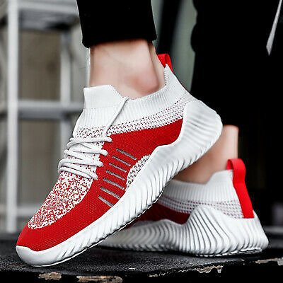 Hot Fashion Men Shoes Sports Athletic Outdoor Casual Running Tennis Sneakers Gym