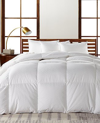 Hotel Collection European White Goose Down Heavyweight Full/Queen Comforter, Hypoallergenic UltraClean Down, Created for Macy's & Reviews - Comforters - Bed & Bath