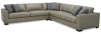Furniture Chelby 3-Pc. Leather