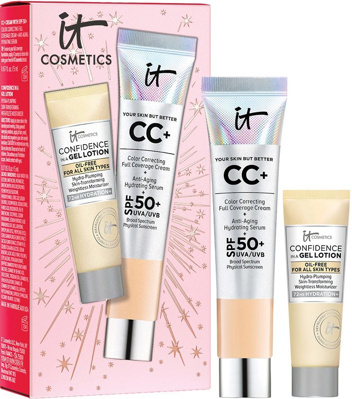 It Cosmetics Celebrate Confidence in Your Complexion CC+ Cream Set | Ulta Beauty