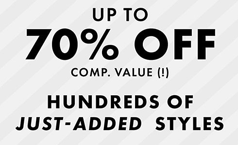 Up To 70% Off Huge Clearance Sale - DSW