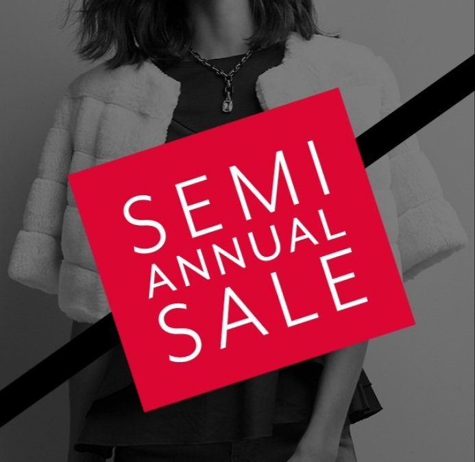 Up to 75% Off Semi-Annual Sale