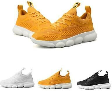 Mens Outdoor Running Hiking Lace Up Sport Summer Sneakers Low Top Leisure Shoes