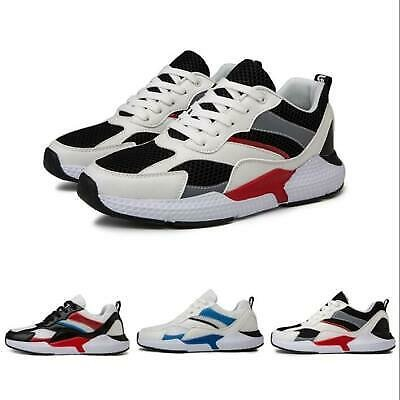 Mens Low Top Outdoor Athletic Casual Sport Running Hiking Sneakers Shoes Comfort