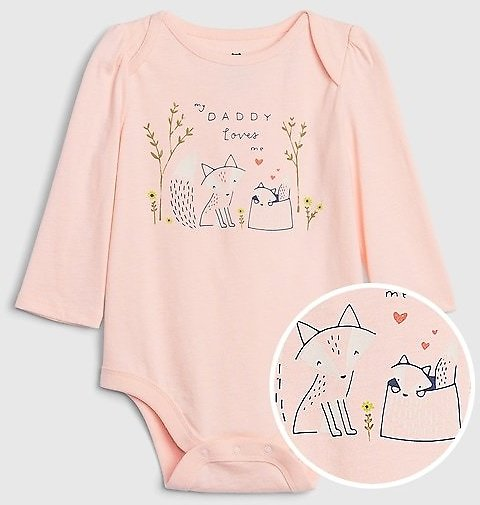 Baby Mix and Match Family Bodysuit | Gap