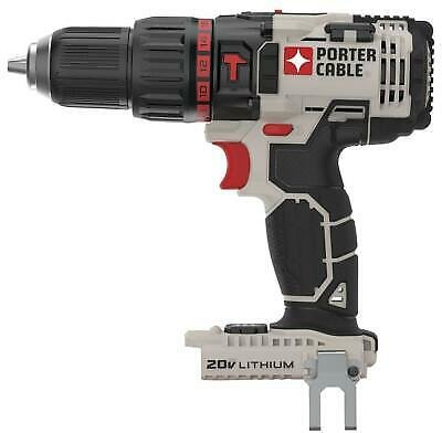 Porter Cable PCC620B 20V MAX Bare Hammer Drill, Tool Only 885911354554