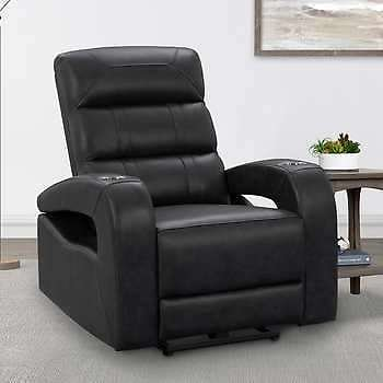 Altino Leather Power Recliner