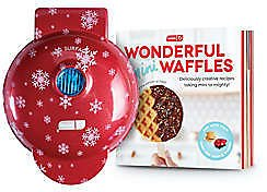 Dash® Mini Waffle Gift Set. from $9.99 | Bed Bath & Beyond