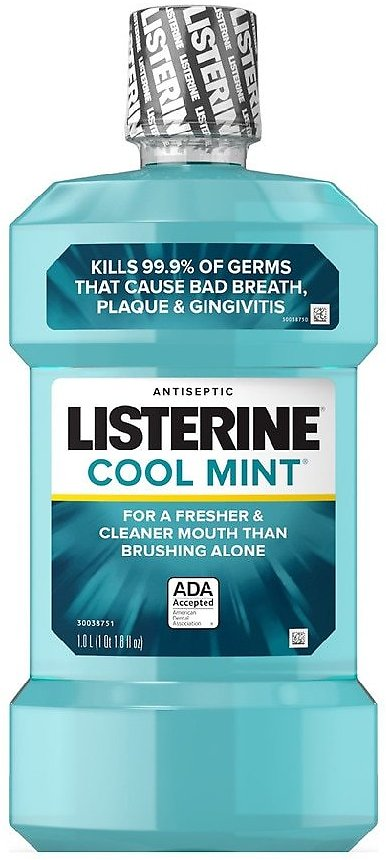 5-Count Listerine Mouthwashes