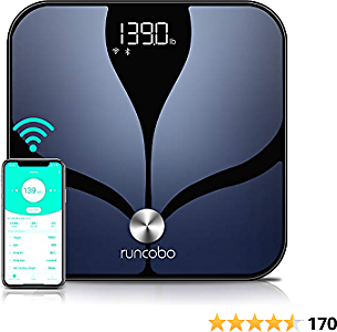 28% OFF Runcobo Wifi Bluetooth Fitness Scale