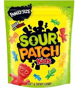 8-Oz Sour Patch Kids Candy Bags (In Store)