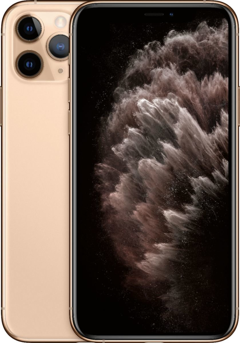 Apple IPhone 11 Pro 256GB Gold (AT&T) MWCP2LL/A