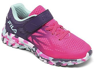 Fila Big Girls Speedstride 20 Stay-Put Closure Running Sneakers from Finish Line & Reviews - Finish Line Athletic Shoes - Kids